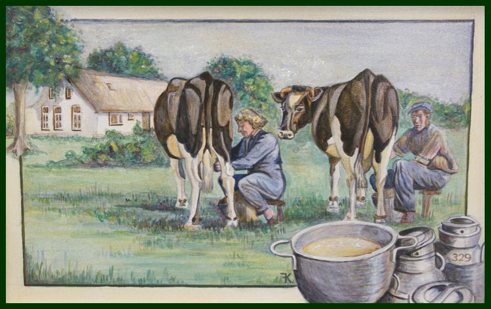 boerenleven 1962