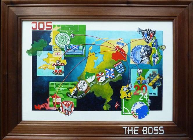 Jos the boss