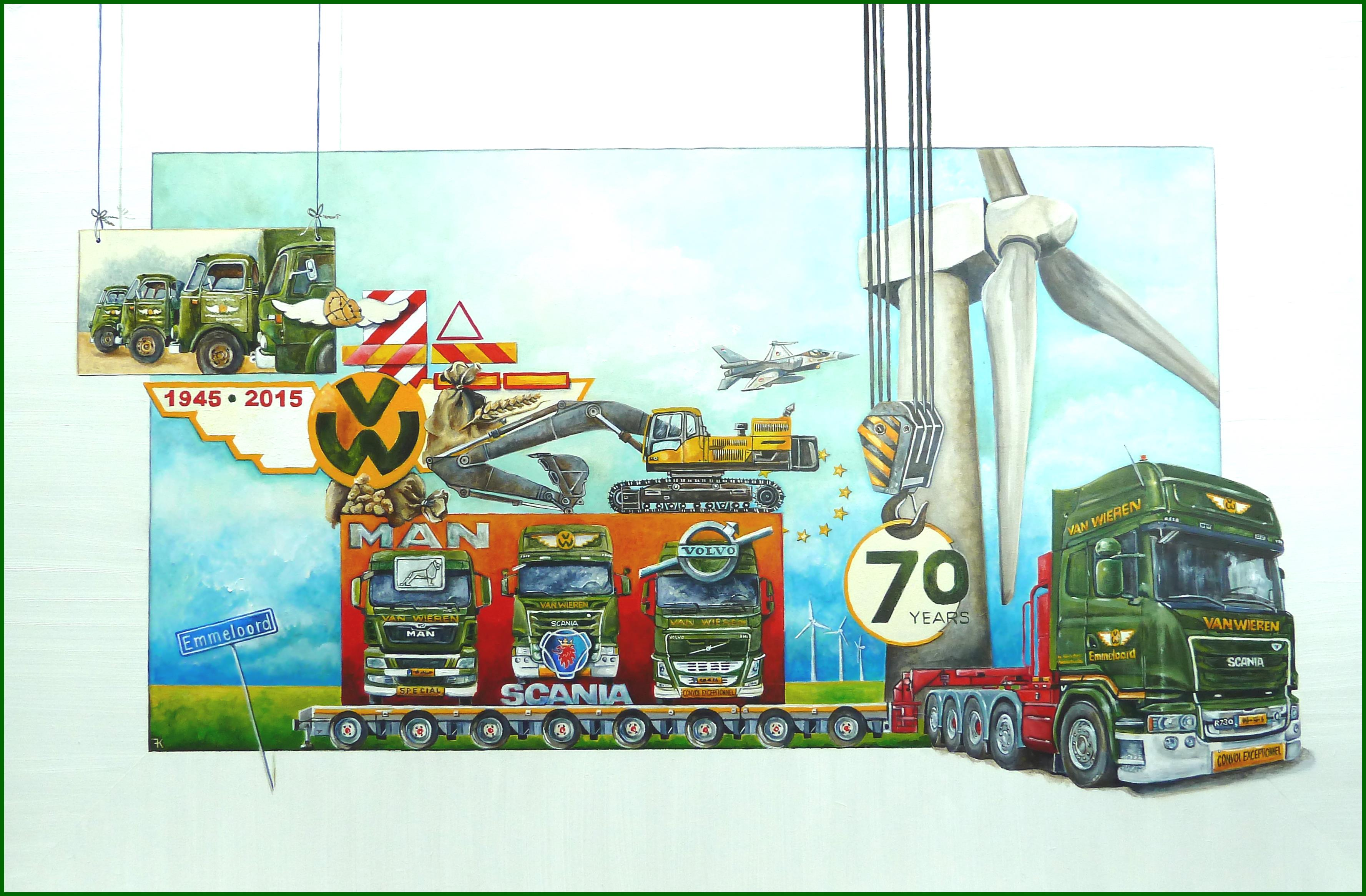 transportbedrijf van Wieren Special